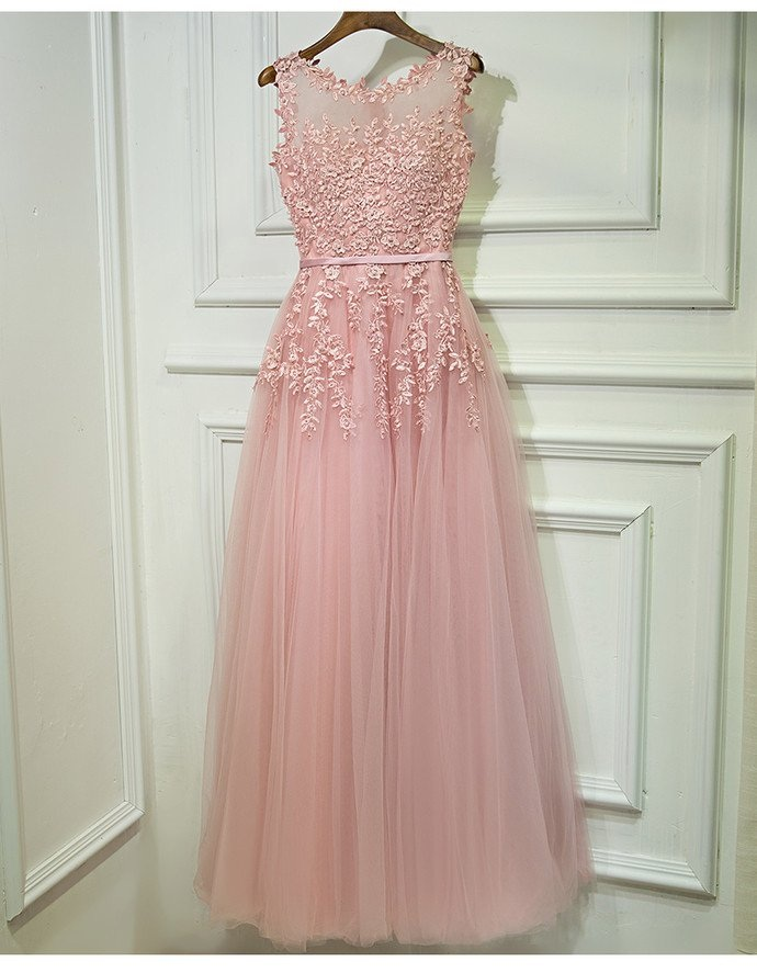Gorgeous Pink Prom Dress, Prom Dresses For Teens, Graduation Party Dresses, Formal Dresses,Sweet 16 Cocktail Dress,Homecoming Dress,HU78